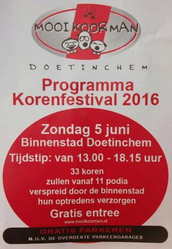 Akkoord - koren festival Doetinchem 001